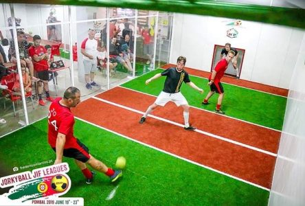 Jorkyball : trois joueurs de la région au Portugal