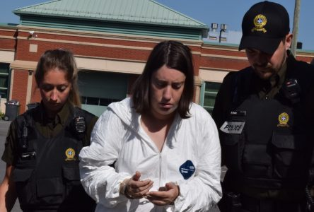 Marina Bonard accusée de meurtre au deuxième degré