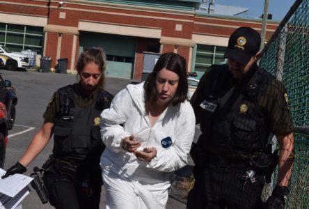 Accusée du meurtre de son père : qui est Marina Bonard ?