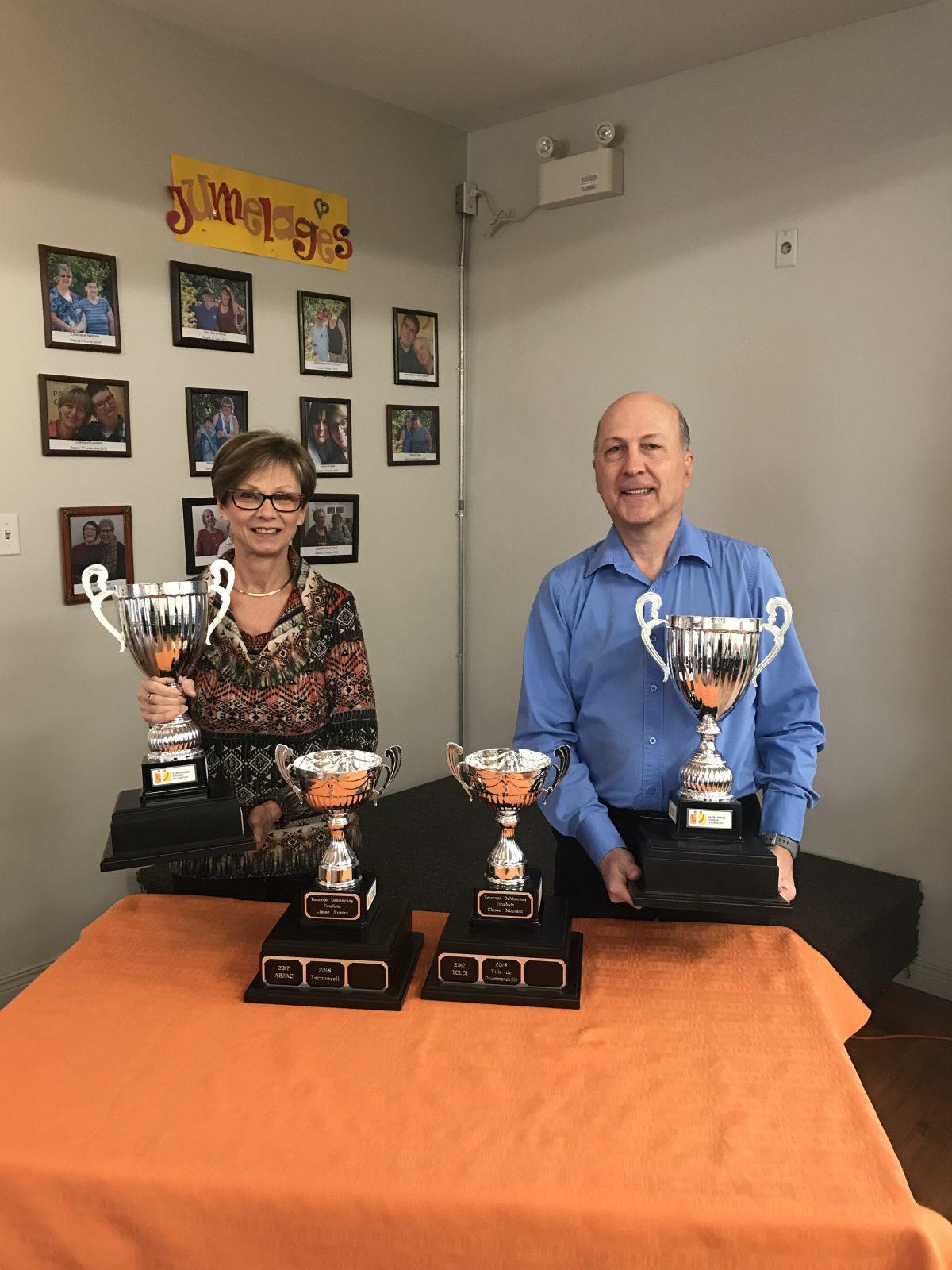Plus d'équipes pour le 3e tournoi de deck-hockey de Parrainage civique Drummond