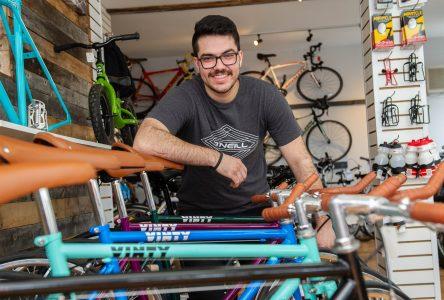 Tipere bicycles traverse les époques