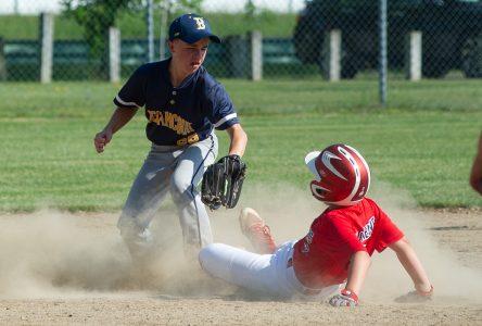 Une journée d'initiation au baseball