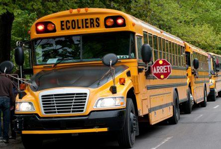 Transport scolaire : 900 élèves à relocaliser