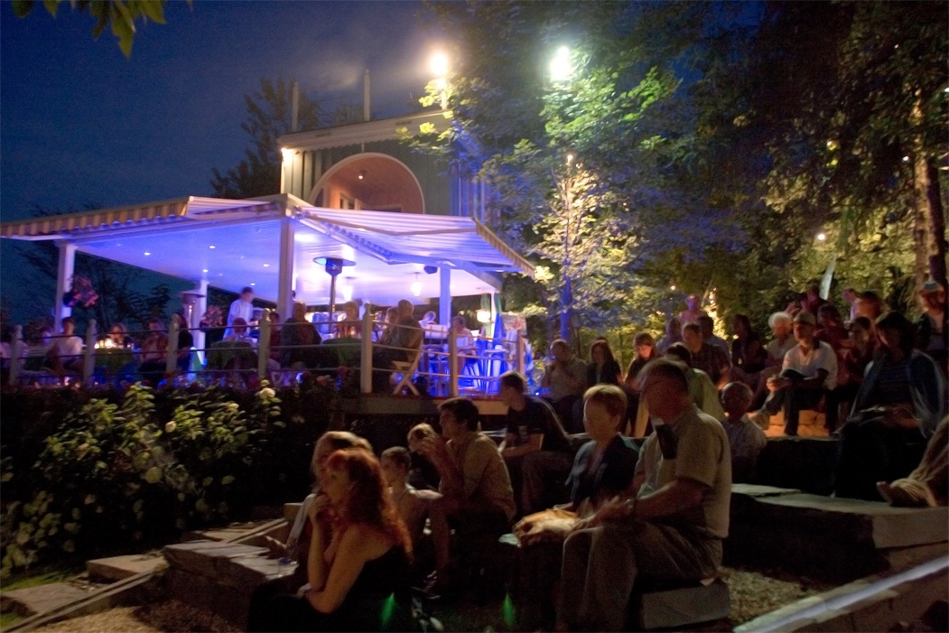 Trois concerts en toute intimité aux Jardins lumières