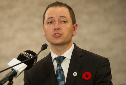 Aucune représentation publique pour William Morales s'il est choisi candidat libéral