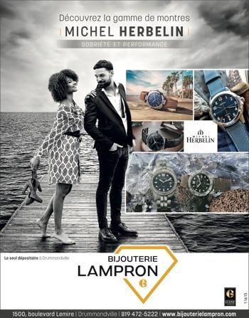 Découvrez la gamme de montres MICHEL HERBELIN