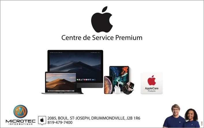Logo de Centre de Service Premium