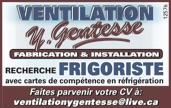 Logo de FRIGORISTE