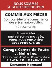Logo de COMMIS AUX PIECES