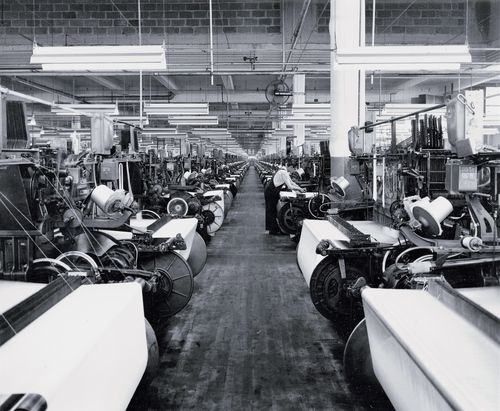 La soie artificielle de la Canadian Celanese (1926-2000)