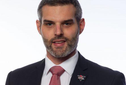 COVID-19: Mathieu Turcotte quitte ses fonctions