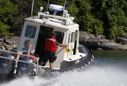 Attention à l'alcool au volant… en bateau