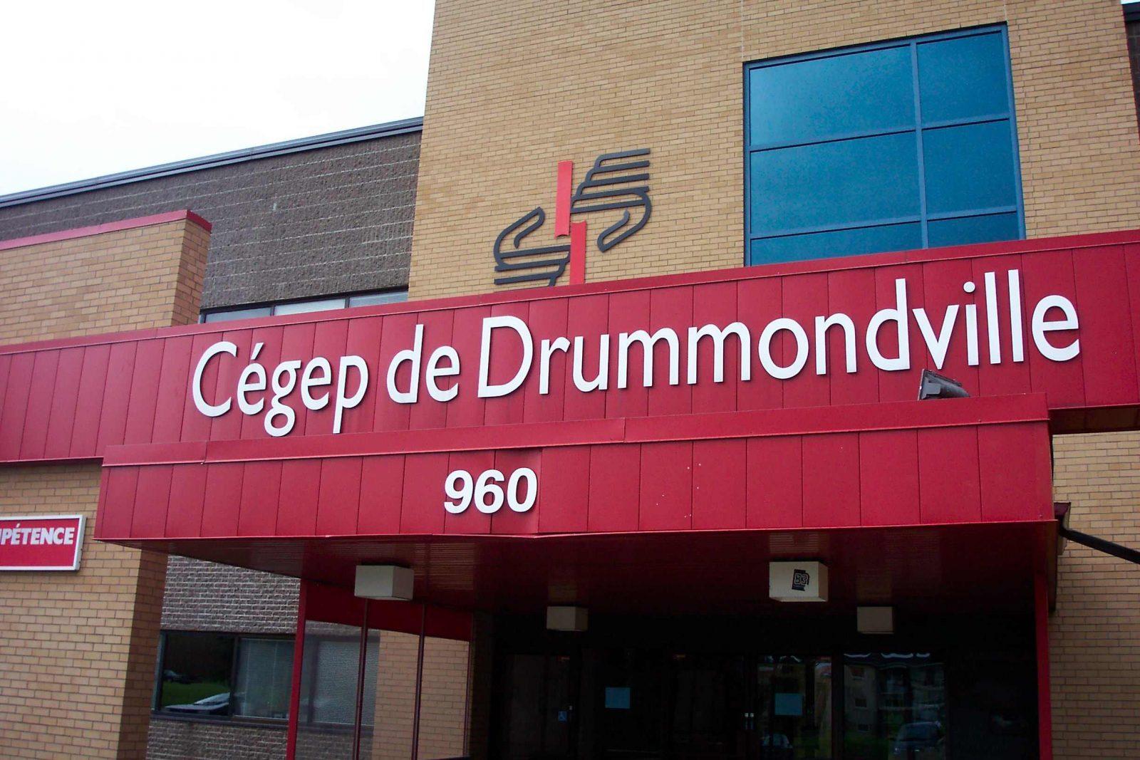 Les cours reprendront le 6 avril au Cégep de Drummondville