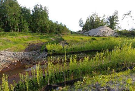 «Dévier un cours d'eau n'est pas une chose qui arrive souvent»
