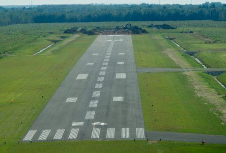 Aéroport : il existe bien une étude sur le bruit, au niveau de la piste