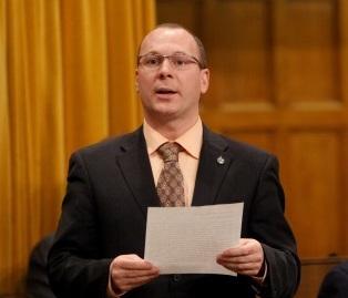 Le député Choquette dénonce les «propos mensongers» du chef du Bloc québécois