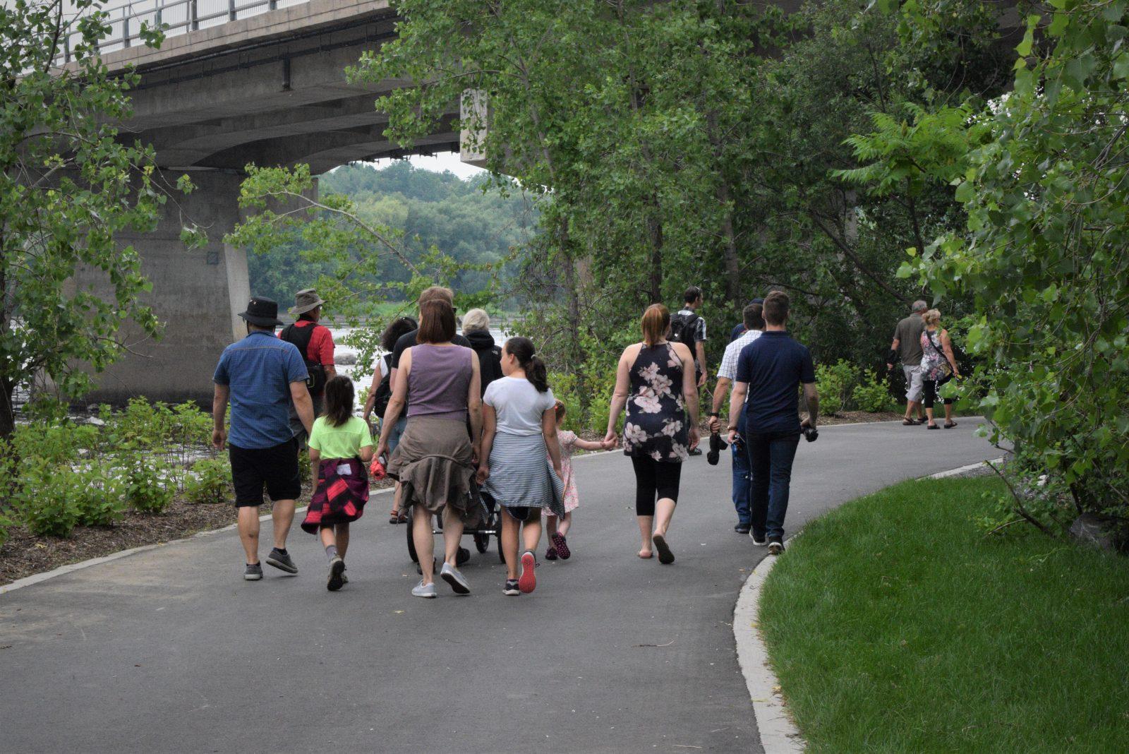 Le stationnement de la promenade Rivia sera inaccessible dès demain