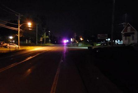 Un motocycliste perd la vie; un autre dans un état critique