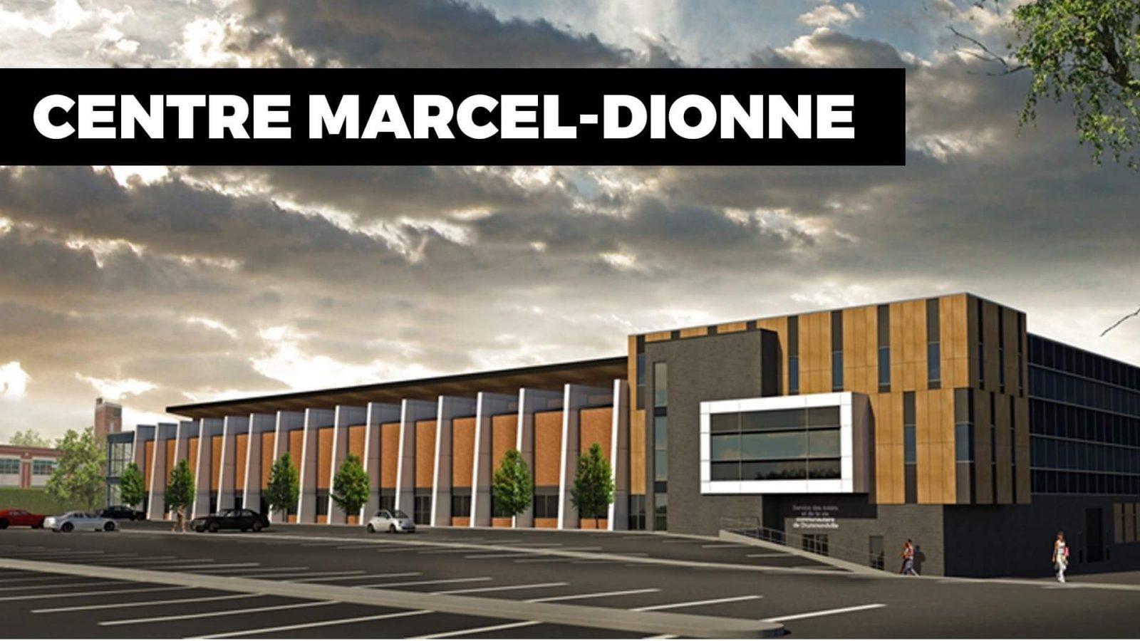 Un pas de plus vers l'agrandissement du Centre Marcel-Dionne