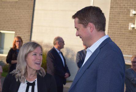 Jessica Ebacher appelée à jouer «un rôle important» pour les conservateurs