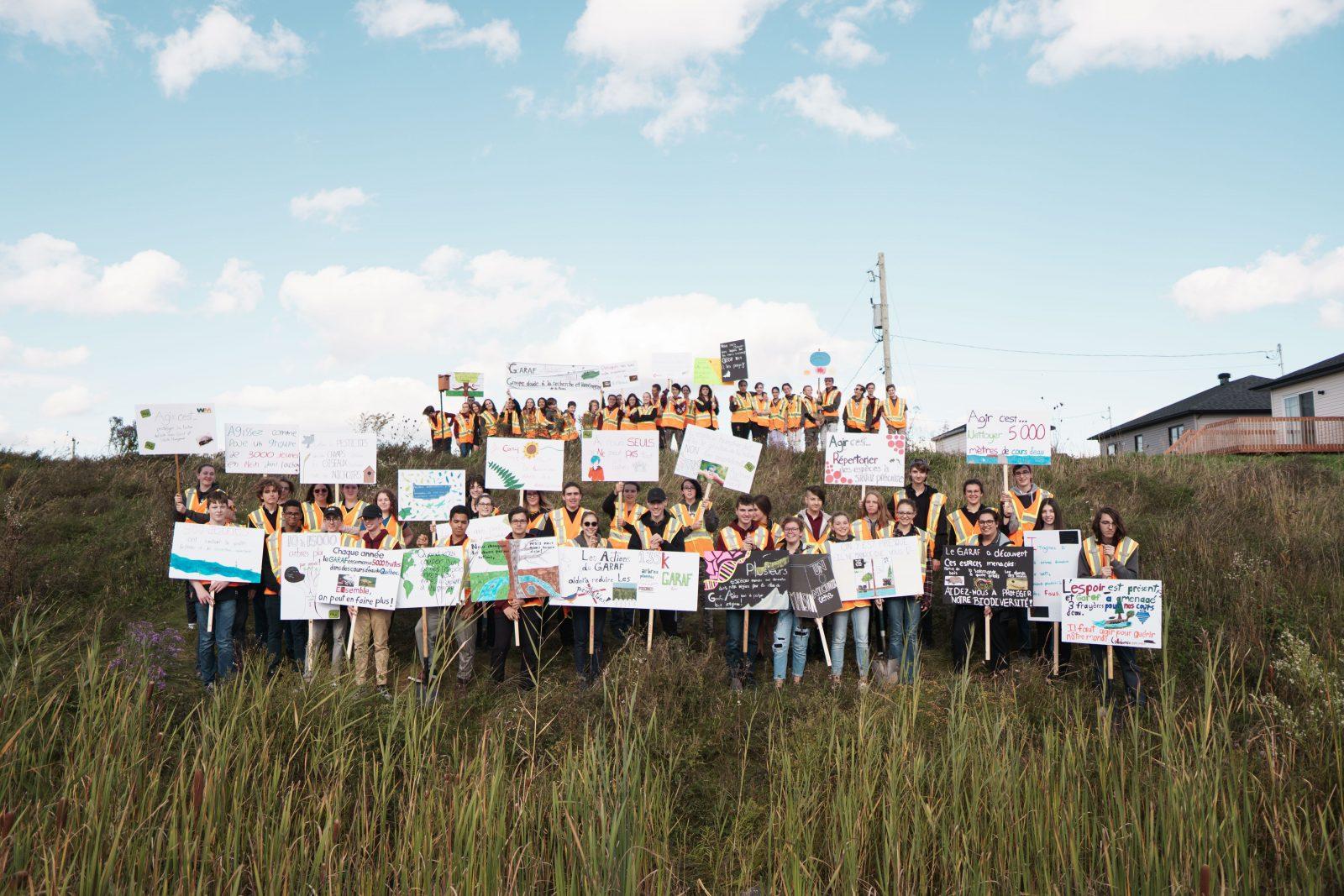 Environnement: GARAF préfère l'action à la manifestation