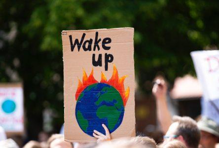 Une marche pour l'environnement se prépare à Drummondville