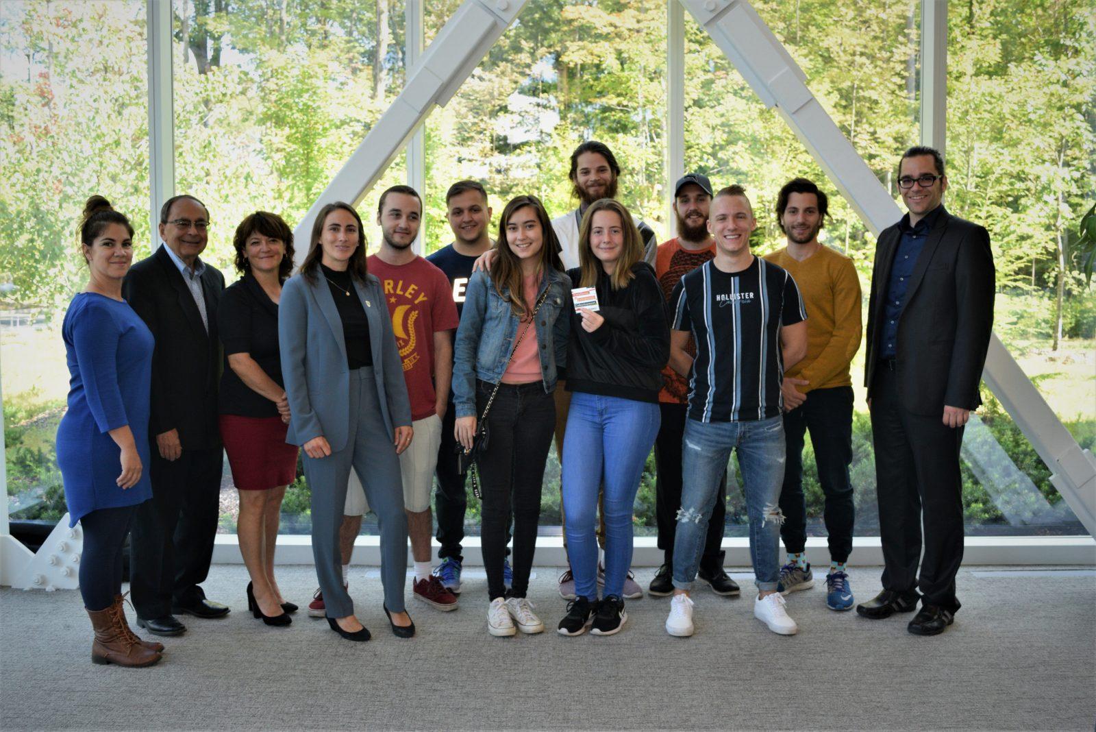 Des ateliers pour les jeunes entrepreneurs sociaux de Drummondville