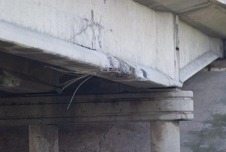 Reconstruction du viaduc dans le 9e rang de Wendover: les délais inconnus