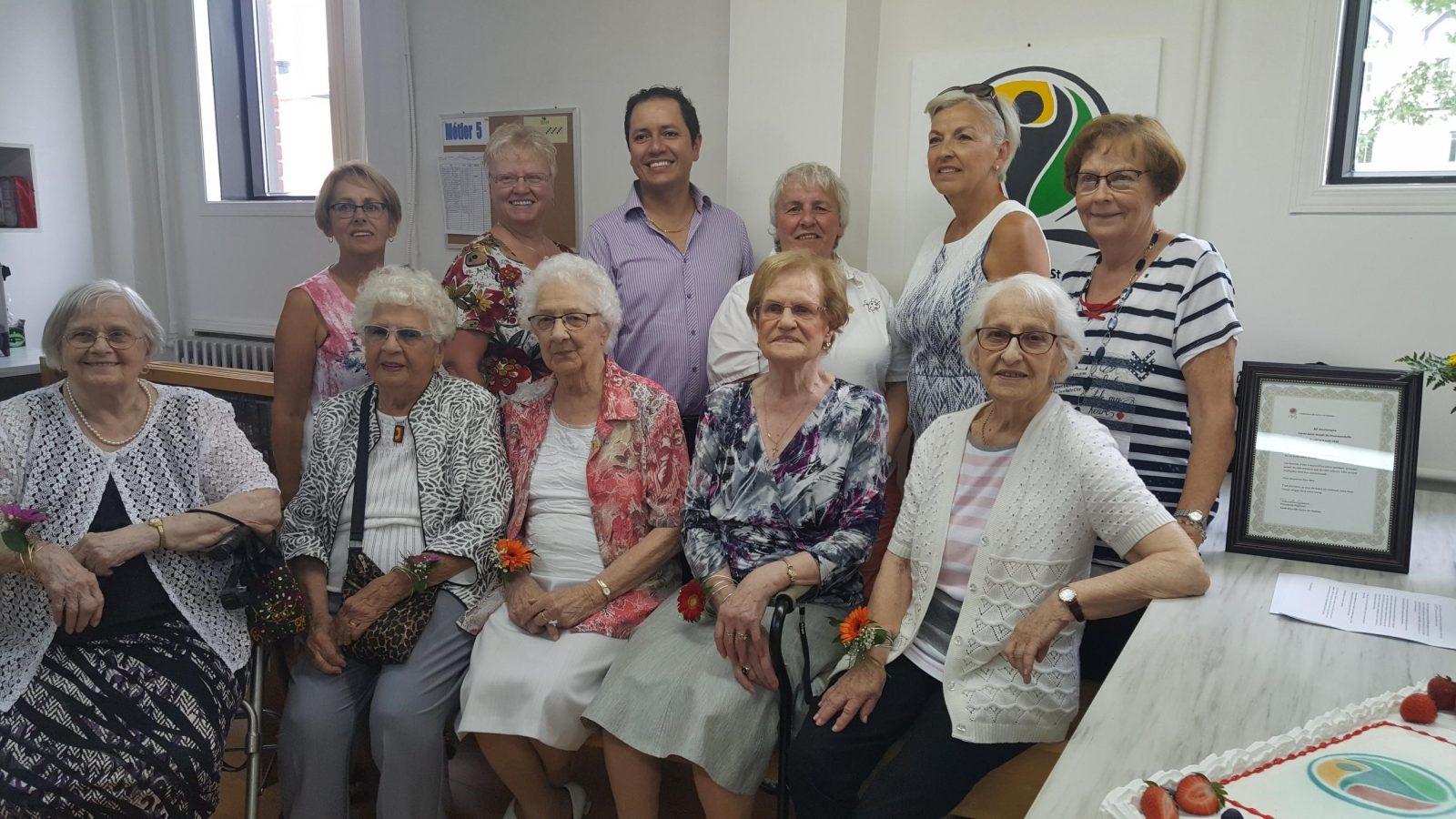 Le Cercle des fermières St-Joseph a 80 ans