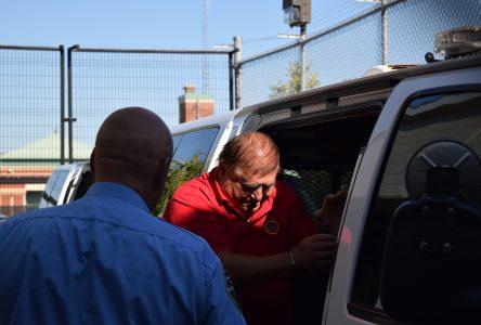 Une tentative de vol au Dollarama mène un septuagénaire en prison