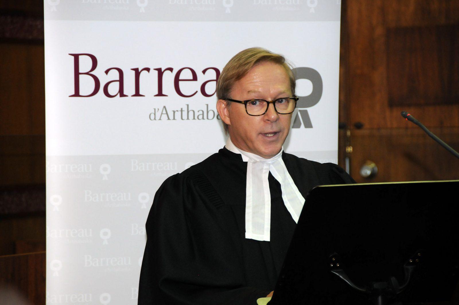 DPJ : le Barreau d'Arthabaska veut faire la différence