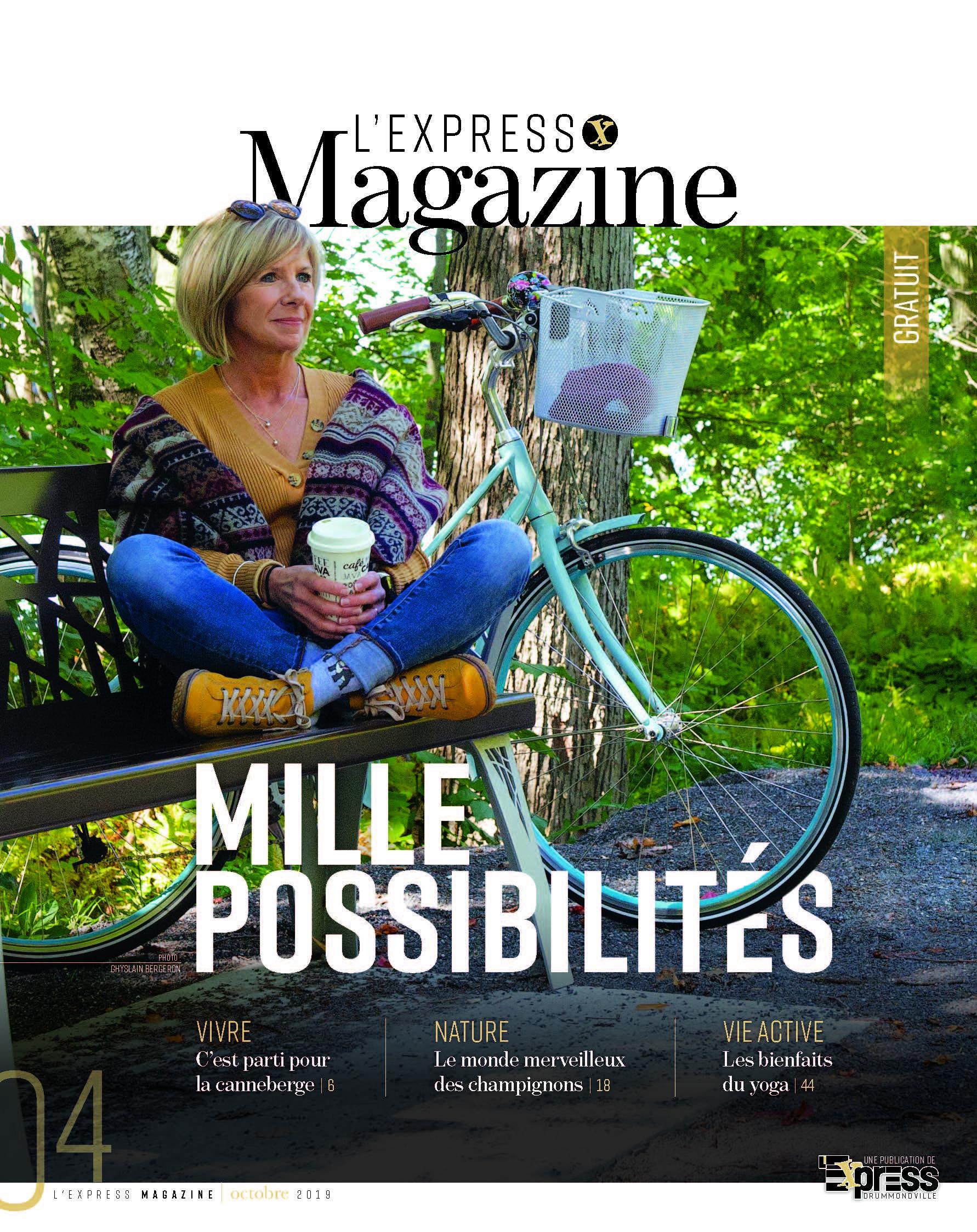 L'Express Magazine octobre 2019