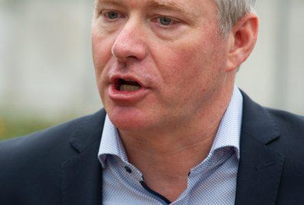 Martin Champoux assure que les voyageurs seront rapatriés