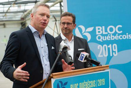 Martin Champoux soutient Yves-François Blanchet  et déplore les allégations anonymes
