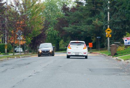La circulation sur la rue Fradet inquiète des résidents