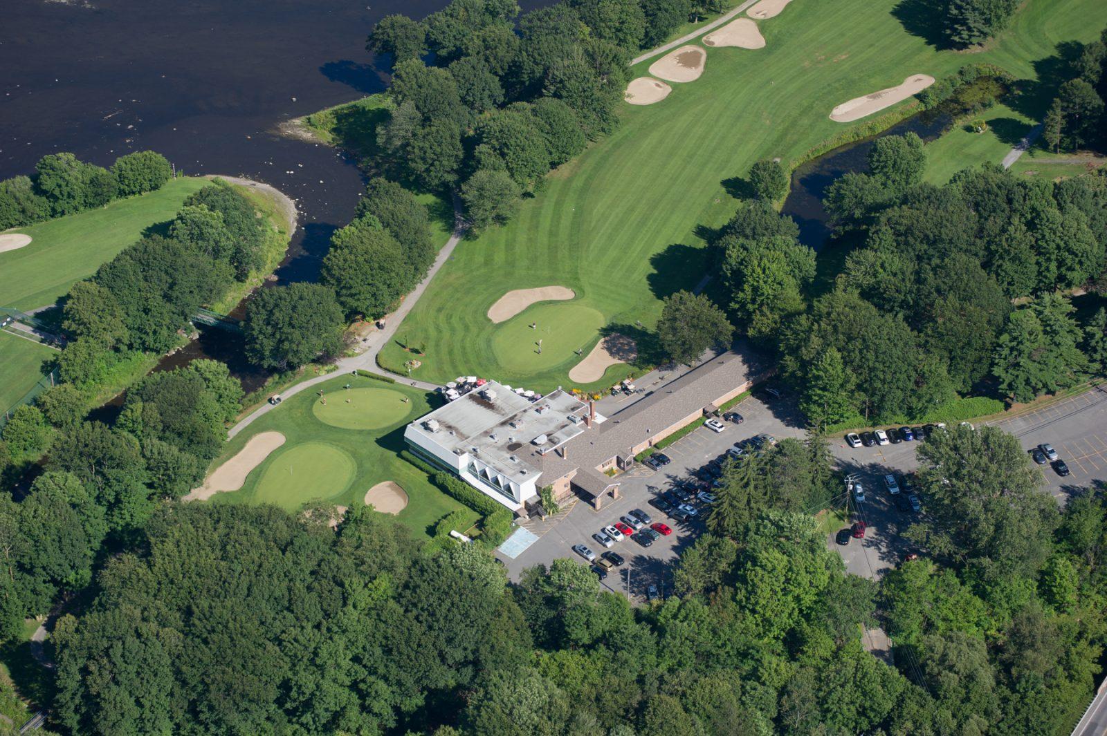 Jack Nicklaus pourrait apposer sa griffe sur le club de golf de Drummondville