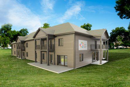 «La construction de cette maison est si importante pour ces familles» – Jocelyne Bérubé