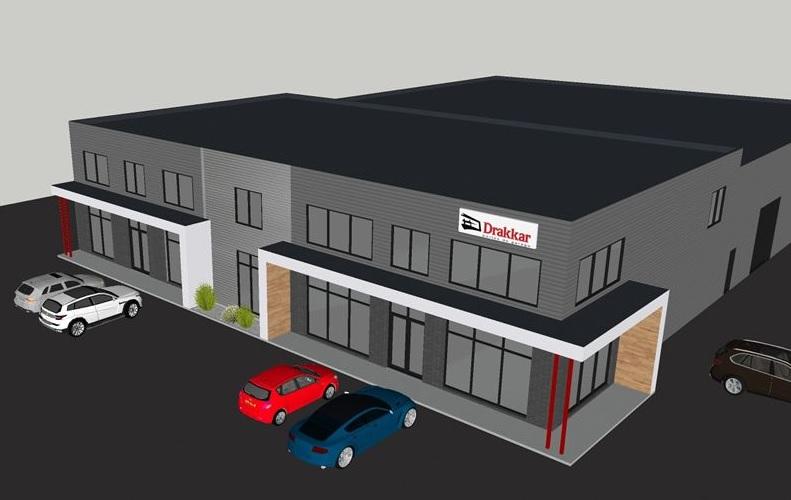 Drakkar portes de garage investit 1,5 M$ à Drummondville
