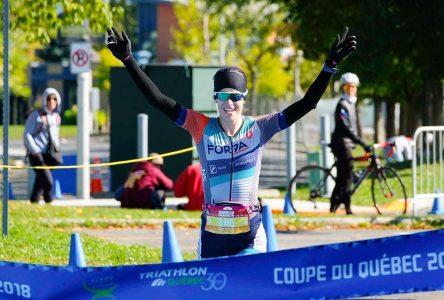 Duathlon : Elizabeth Pellerin qualifiée au championnat du monde