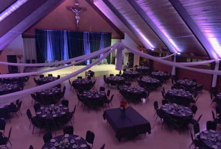 La nouvelle salle de l'église de Saint-Bonaventure inaugurée