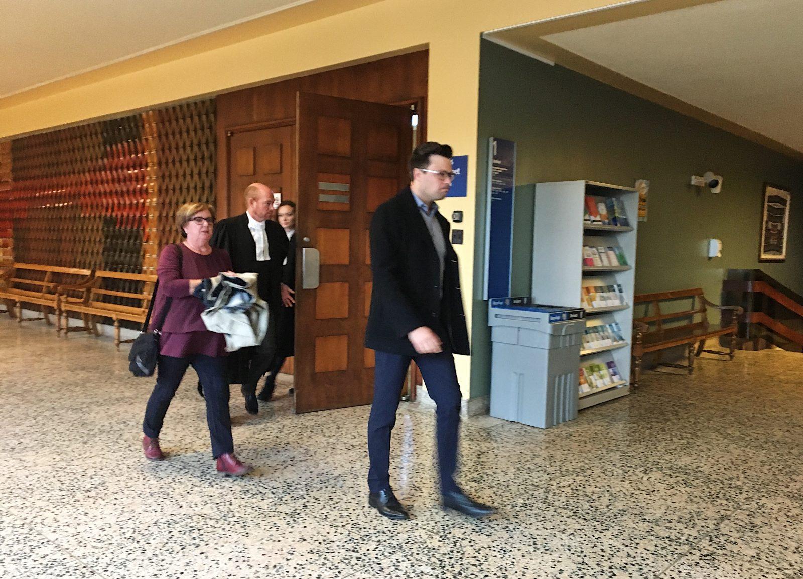 Procès de Vincent Simard: verdict le 20décembre