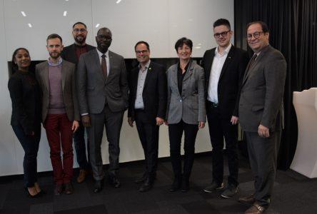 Des entrepreneurs français en développement d'affaires à Drummondville