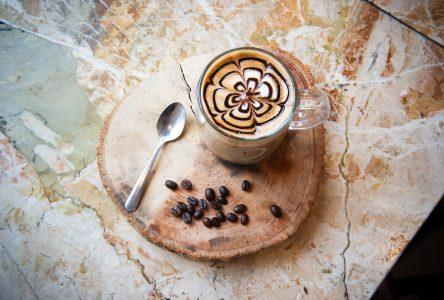 Pour la passion du café