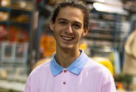 Un étudiant du cégep est nommé Entrepreneur du mois d'octobre 2019 de l'ACEE du Québec