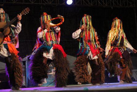 Les maîtres de la danse folklorique à Drummondville le 6 octobre