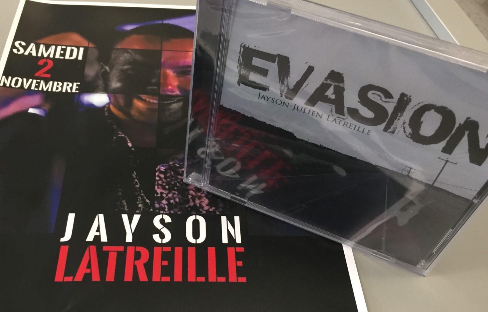 Un premier opus pour Jayson-Julien Latreille