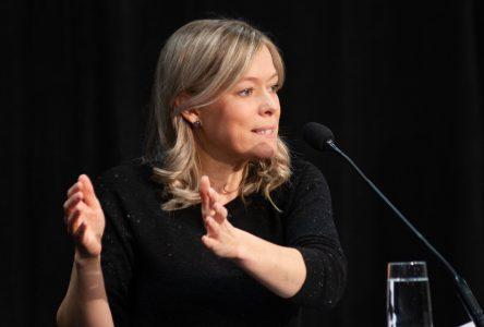 Élections : Jessica Ebacher a un message pour les indécis