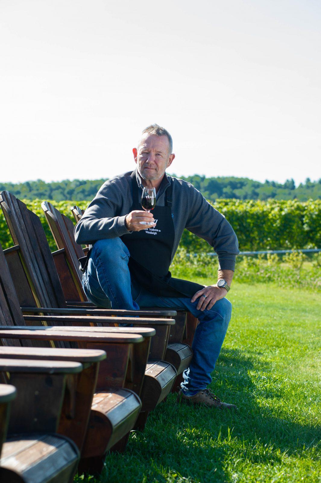 Un bel automne pour savourer du bon vin