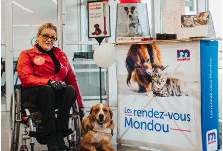 Les Rendez-Vous Mondou pour Mira à Drummondville
