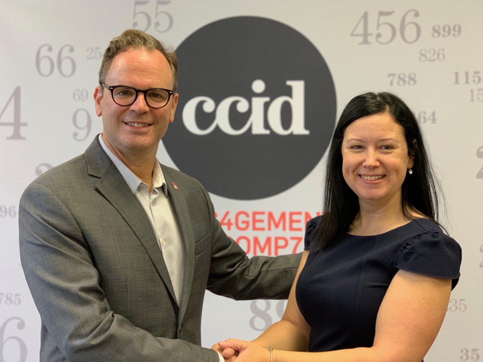 Une nouvelle direction à la CCID